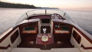 Coeur D'alene Custom Wood Boats For Sale - Launch Your Own Legend