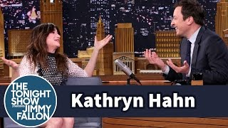 Kathryn Hahn and Jimmy Reminisce About Their Old NYC Neighborhood thumbnail