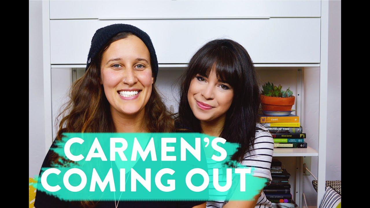 Coming lesbian story