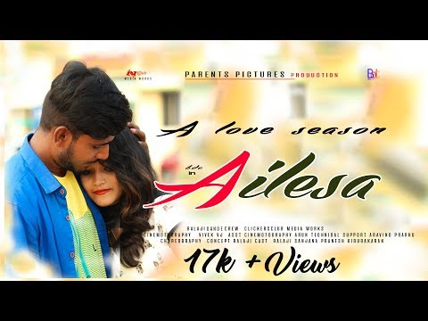 AILESA COVER | BDC | A LOVE SEASON | BALAJI AND SANJANA COMBINATION | DANCE AND VISUAL CHOREO