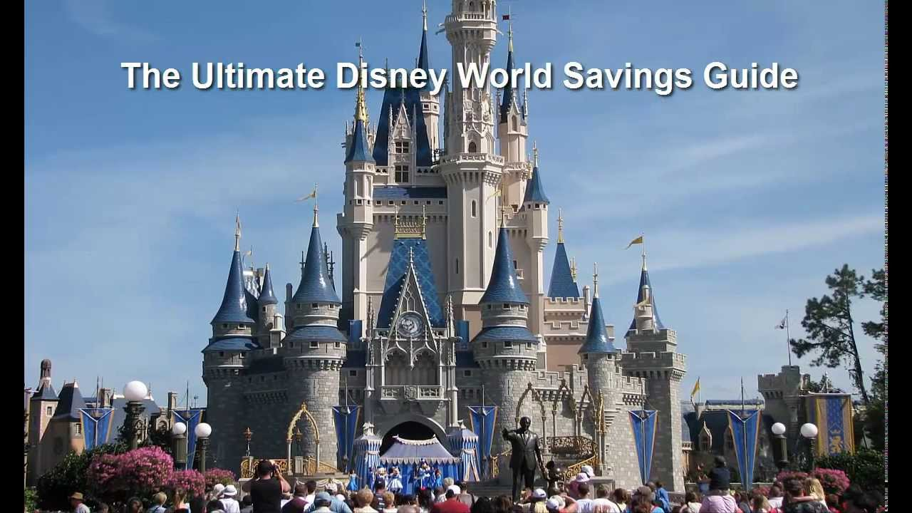 Disney World Ticket Deals Secrets To Disney Ticket Deals YouTube - Disney deals