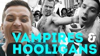 Zwischen WGT Vampiren und RB Leipzig Hooligans