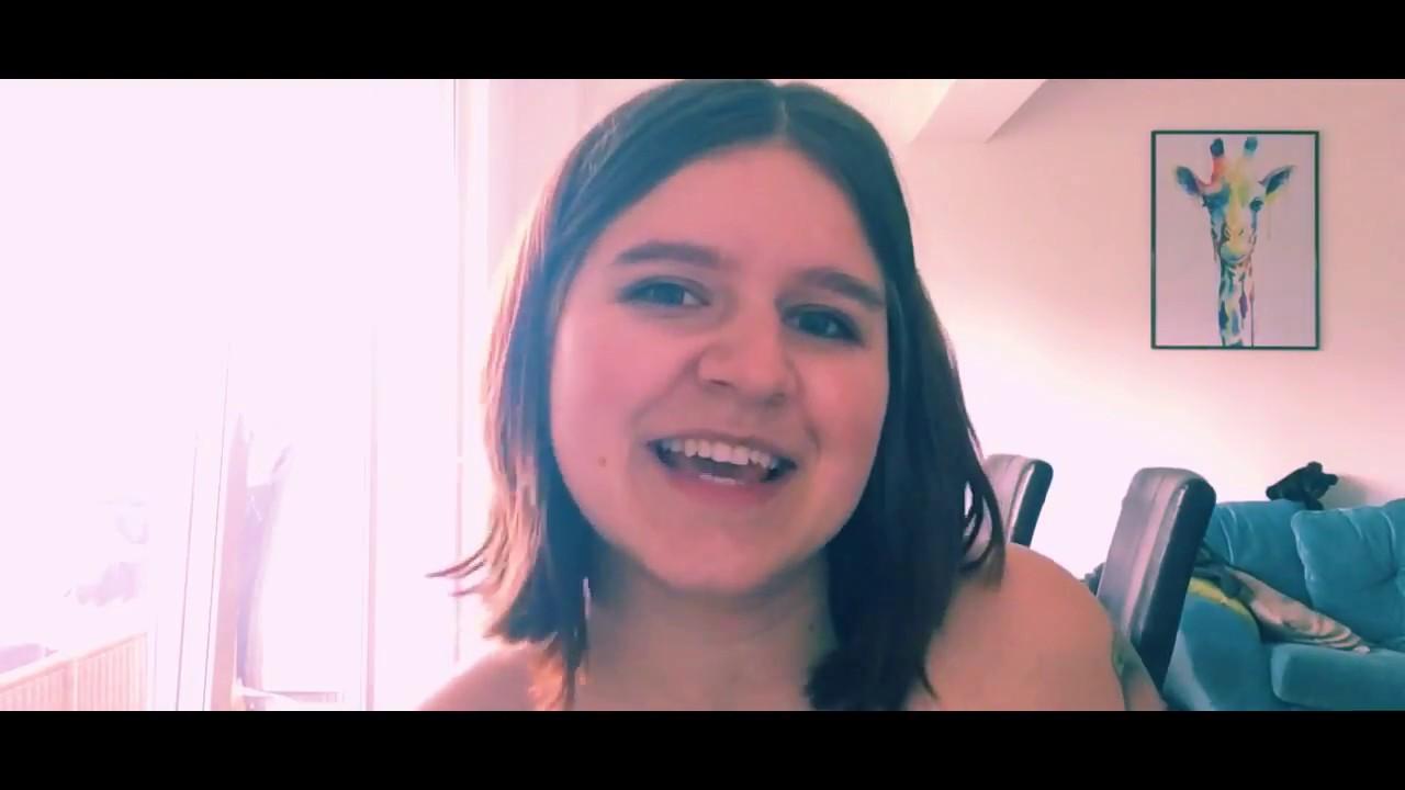 Lara Munka singing Secrets by One Republic