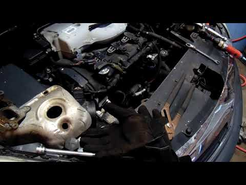 2008 Saturn Aura V6 Starter Replacement ( How to diagnose a failed starter)