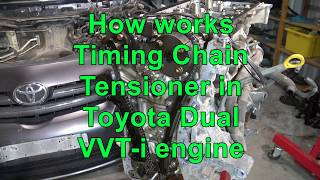 Timing Chain Noise Toyota