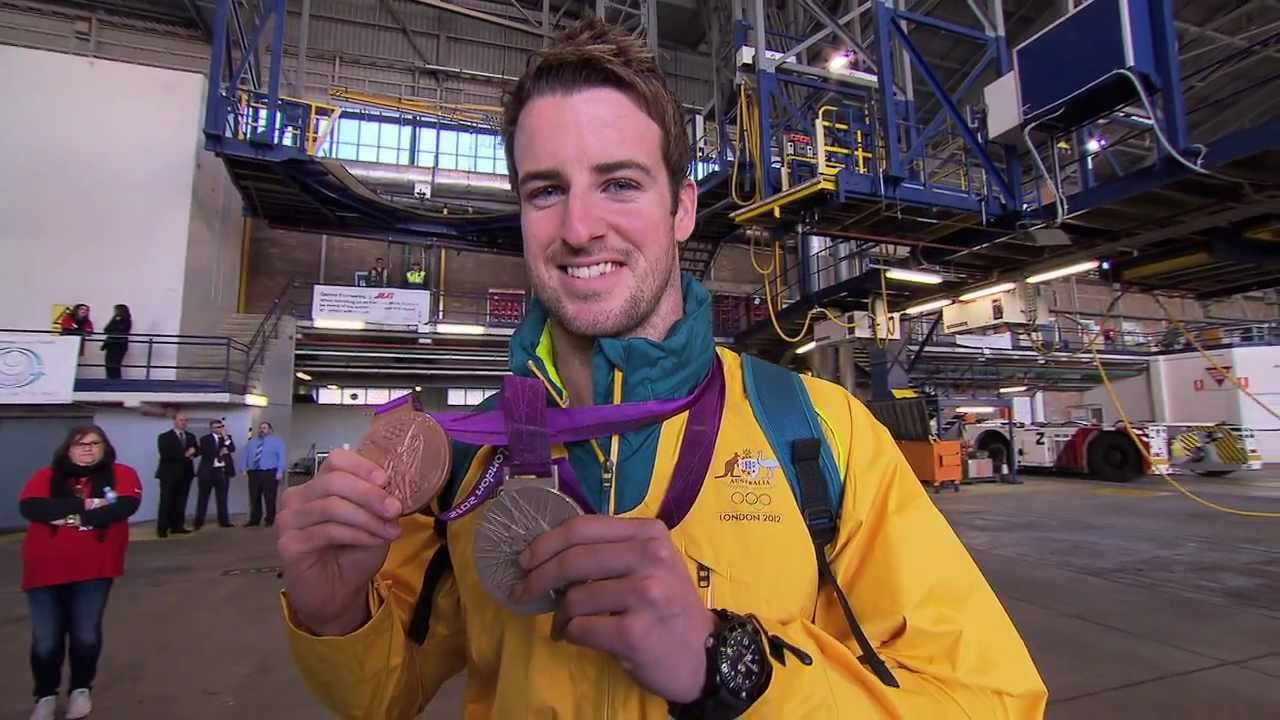 Welcome Home - Australian Olympic Team 2012