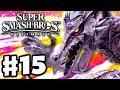 Ridley! - Super Smash Bros Ultimate - Gameplay Walkthrough Part 15 (Nintendo Switch)