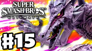 Ridley! - Super Smash Bros Ultimate - Gameplay Walkthrough Part 15 (Nintendo Switch)