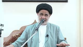 سماحة السيد محمد العوامي | المجلس الرابع من فاتحة سماحة السيد ياسر العوامي - يوم الثلاثاء 1440/5/16