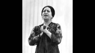 Oum Kalsoum, Wolida Alhouda