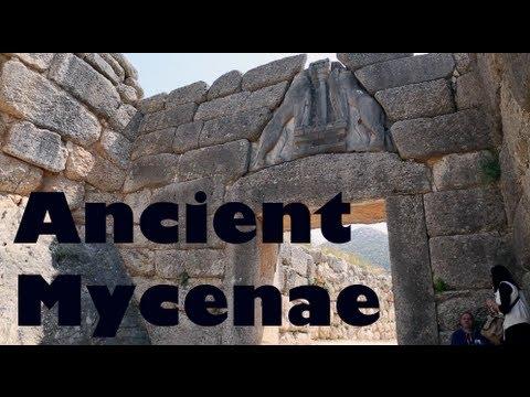 Ancient Mycenae - Peloponnese, Greece