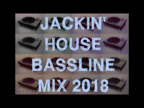 Jackin' House & Bassline Mix 2018