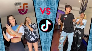 TikTok Dance Challeng Between Charli D'Amelio and Michael Le Who is Best on the tik tok 2020 !