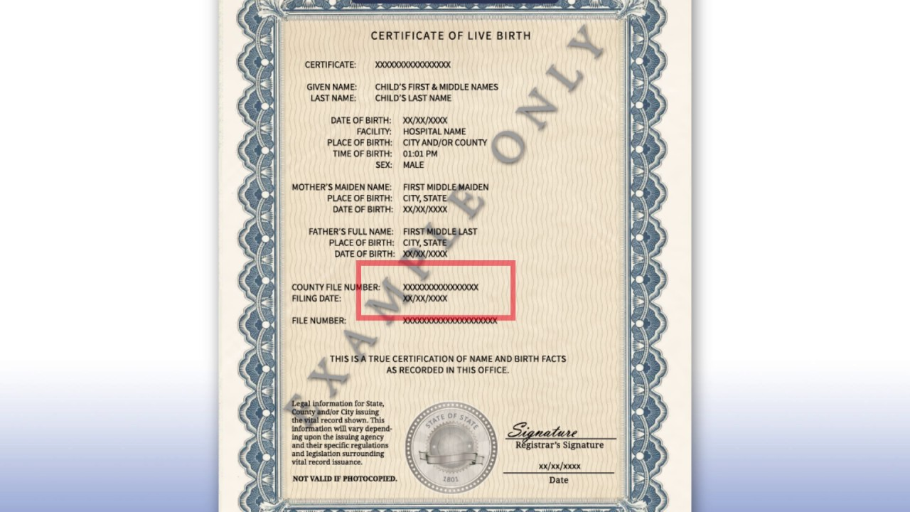 What type of birth certificate is needed for a passport youtube what type of birth certificate is needed for a passport xflitez Choice Image
