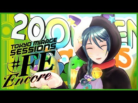 Tokyo Mirage Sessions #FE Encore Part 20 Cuteness Within (Nintendo Switch)