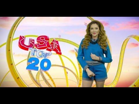 USA TOP 20 с Юлией Тойвонен на канале Music Box UA (эфир от 9.02.15)