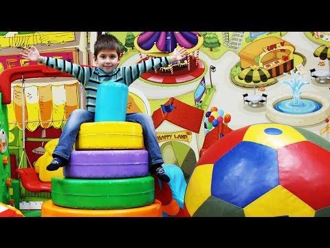 Детская игровая площадка Свинки Пеппы. Обзориз YouTube · Длительность: 8 мин44 с