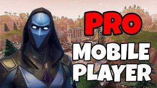 FAST MOBILE BUILDER // 100+ Wins // Fortnite On Mobile Gameplay + Tips&Tricks // Fortnite On Android