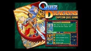 Capcom Classics Collection Vol. 2 (PlayStation 2) - Quiz & Dragons Full Game