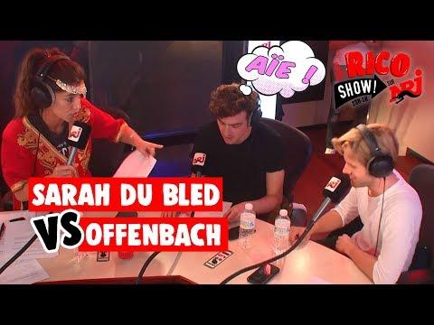OFFENBACH retrouve Sarah Du Bled -Le Rico Show sur NRJ