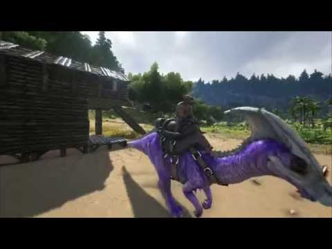 Claiming the Mountain! 07 || ARK: Survival Evolved Online with Mike's Game Domain