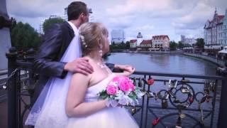 Свадьба в Багратионовске 2014.