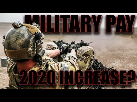 US Military Gets A MAJOR PAY INCREASE For ONLY 4 Months?!...There's A Catch