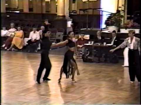 Nina Hunt Samba Technique with Corky & Shirley 1990