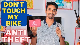 Best anti theft alarm at cheap price     bike anti theft alarm unboxing and review
