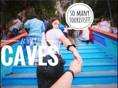Exploring the Batu Caves // Ep 3 Southeast Asia Travel Vlog
