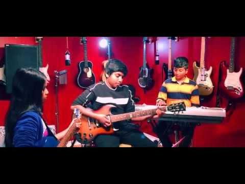 Sonapareeya - Live Keyboard Cover by Shanjey
