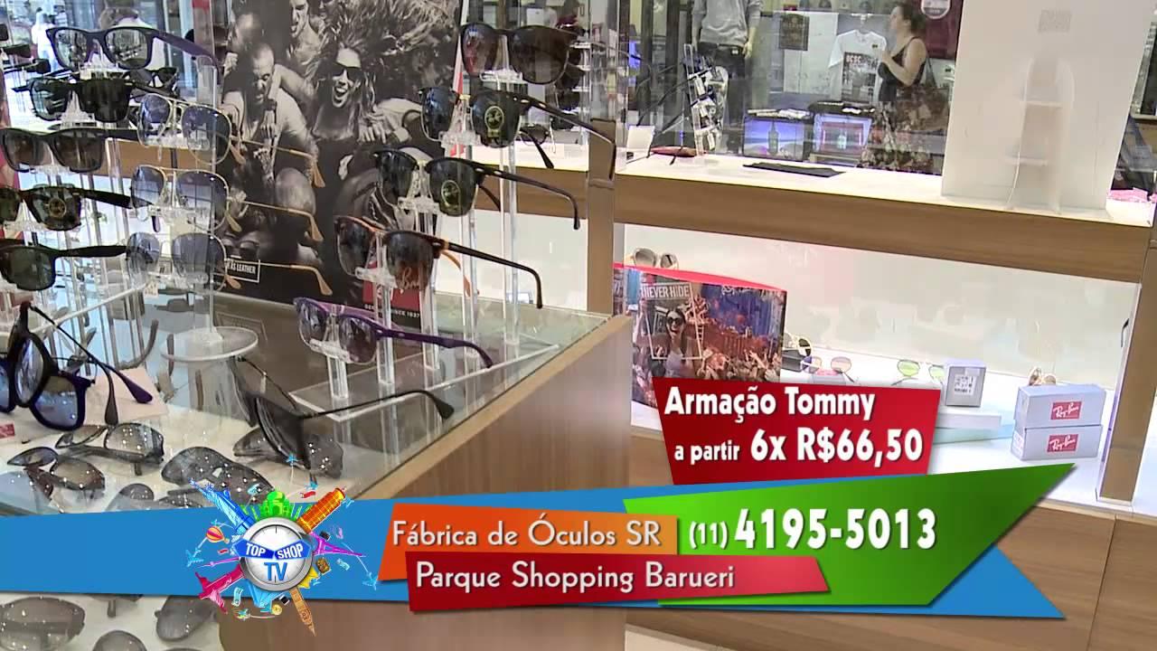 Fábrica de Óculos SR - Parque Shopping Barueri - YouTube 6d82ae3750