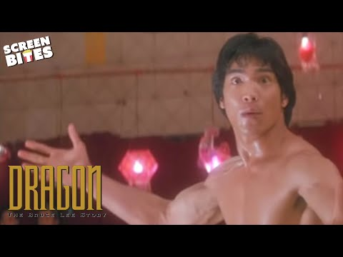 Dragon Bruce Lee Story - Jason Scott Lee sailor fight scene OFFICIAL HD VIDEO