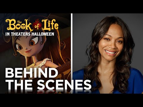 Thumbnail: The Book of Life | Becoming a Hero Featurette [HD] | FOX Family