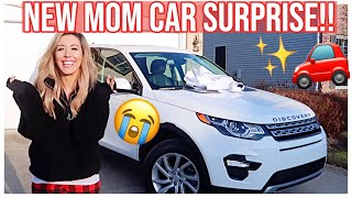 HUSBAND SURPRISES WIFE WITH NEW CAR!