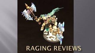 Product Review 12 - Scale 75 Blue Paint Set