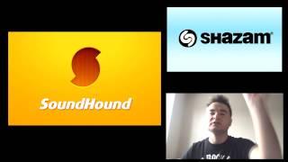 Программы распознавания музыки(Как узнать название песни по отрывку? Shazam и SoundHound - программы для распознавания музыки Скачать можно их..., 2015-01-15T16:24:14.000Z)