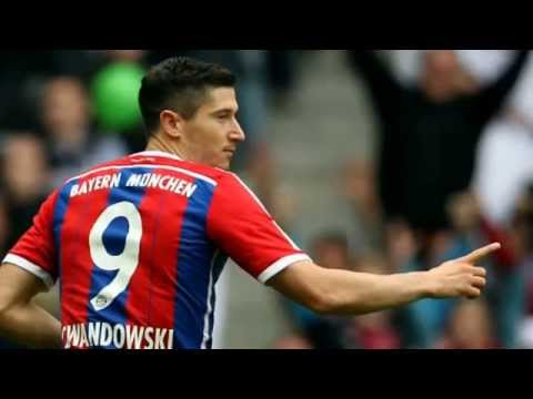 Top 5 Best Strikers/Centre Forwards in the world