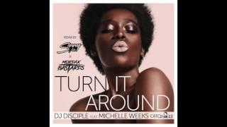 Dj Disciple Feat. Michelle Weeks - Turn... @ www.OfficialVideos.Net