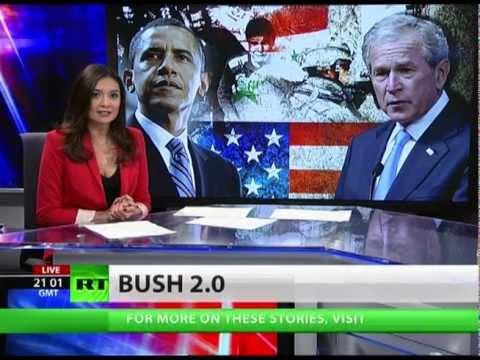 President Obama outdoes Bush drone strikes