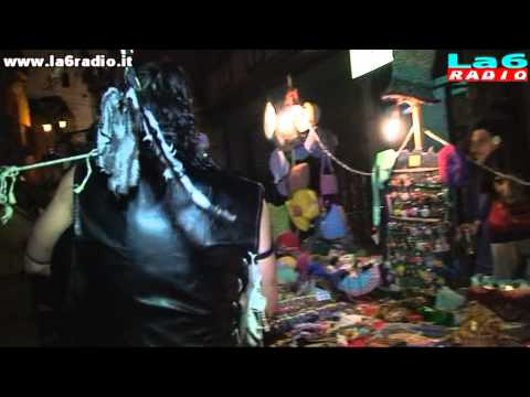 La6radio: Notte bianca Bugnara 2013