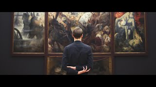 Em 4 minutos, uma obra de arte, tem que causar surpresa!