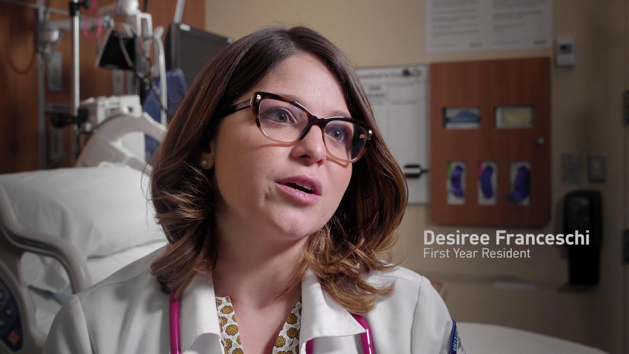 Rochester General Hospital Internal Medicine Residency Program Video