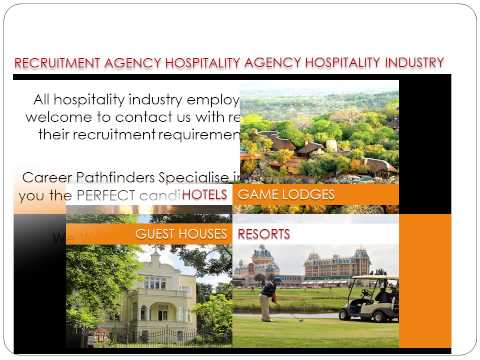 Career Pathfinders Recruitment Agency – South Africa