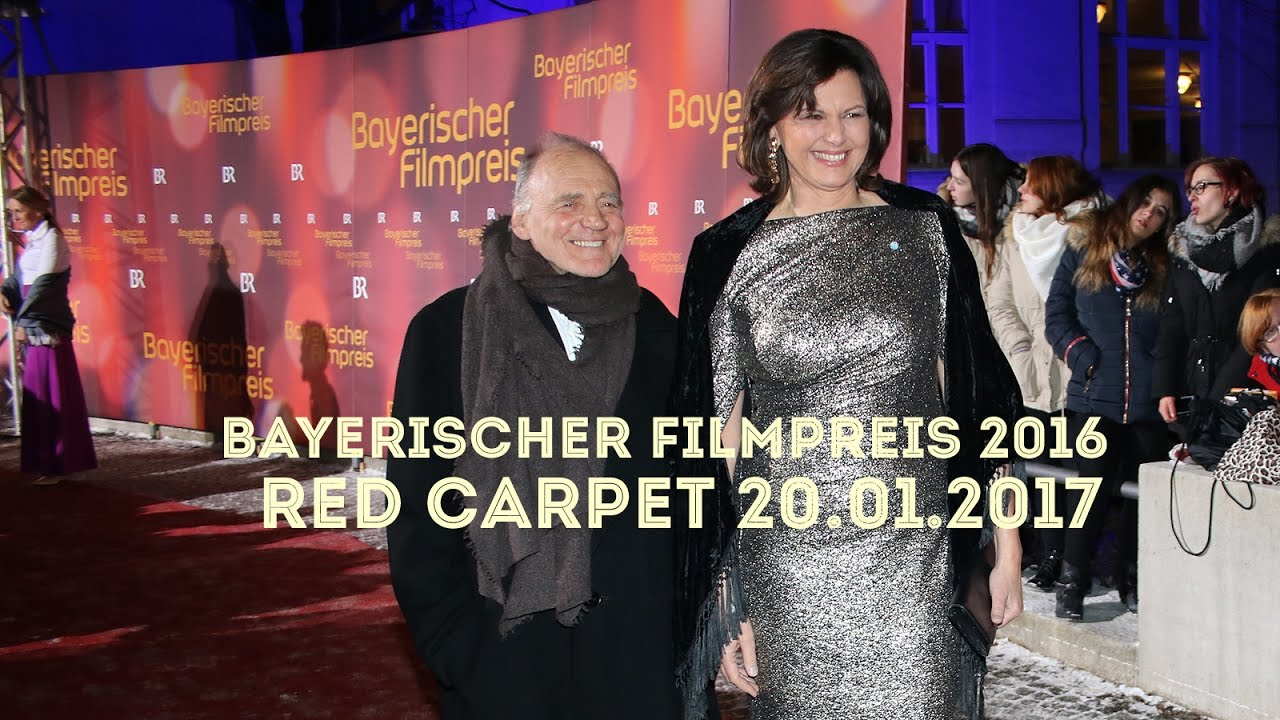 bayerischer filmpreis 2016 impressionen roter teppich 20. Black Bedroom Furniture Sets. Home Design Ideas