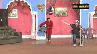 Best comedy clip 2018||pakistani stage drama||ROHAAN||