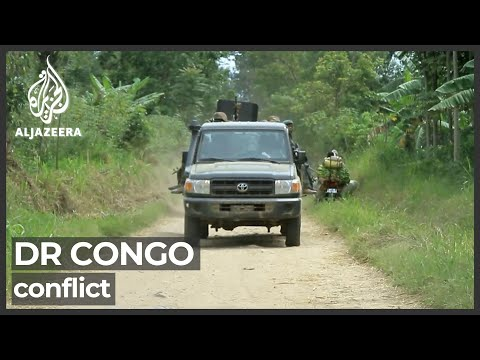 DR Congo military