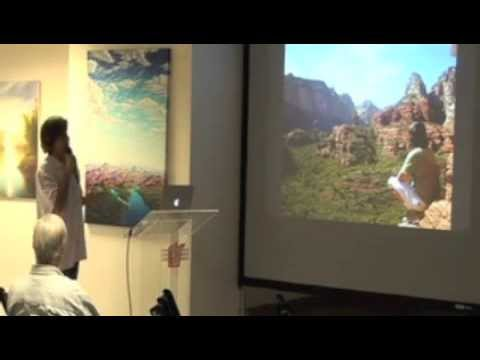 Peter Sterling at Globe Sound Healing Conference Oct 2014