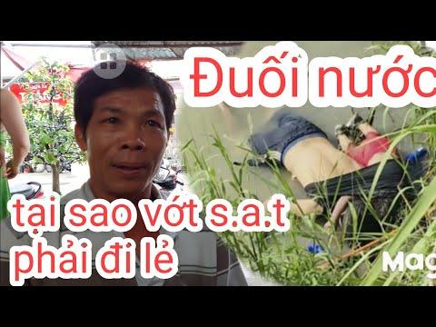 kể chuyện đuối nước  ly kỳ của chú Hai tân Lộc quận Thốt Nốt Cần Thơ