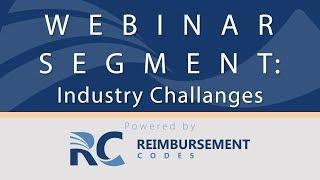 RJ Health - Industry Challenges - Webinar Segment